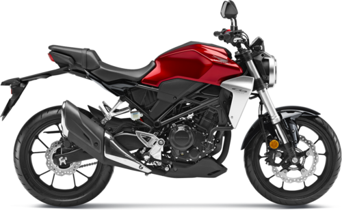 Honda CB300R launched at Rs 2.41 lakh in India
