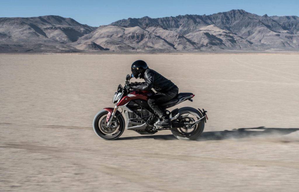 Zero motorcycle SR/F