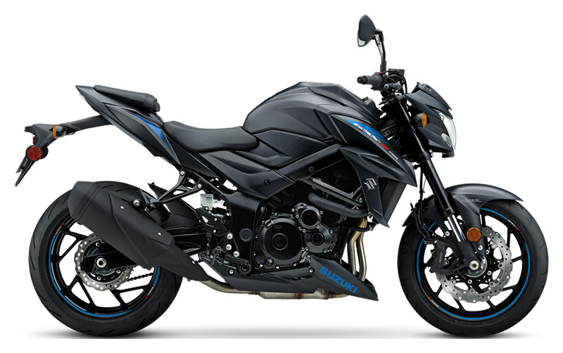 2019 Suzuki GSX-S750 launched in India with two new colour options, Metallic Matte Black & Pearl Glacier White: Priced at Rs. 7.46 lakh (ex-showroom)
