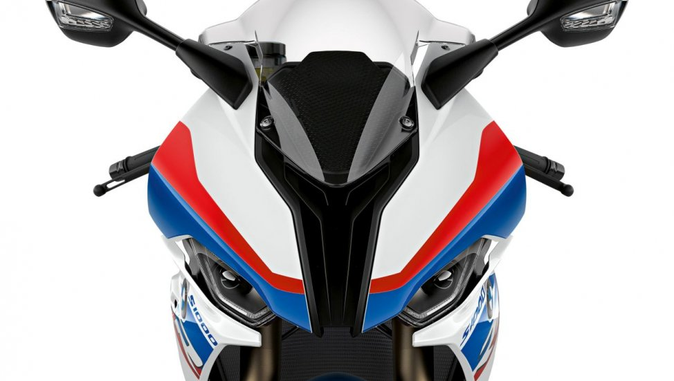 2019 BMW S1000RR Front